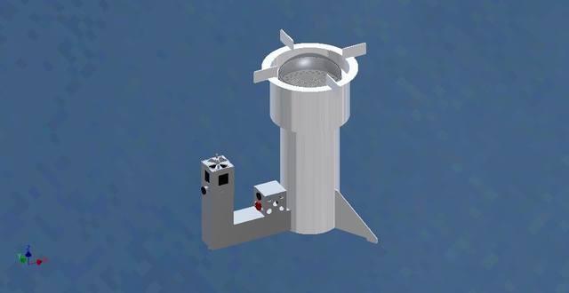 Project image estufa gasificadora sensor y alarma