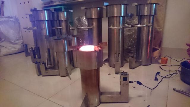 Project image estufa operando